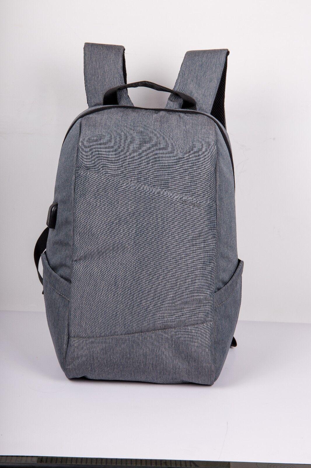 "New Rocktraveler RTL17 Leisure Anti-theft Backpack Lap Top Bag-for 15.6""laptop"