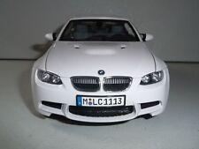 BMW M3 E93 CABRIO ALPINWEISS III 1:18 KYOSHO DEALER VERY RARE