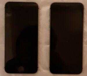 Apple-iPhone-SE-2pcs-for-370-128GB-Space-Gray-Unlocked-A1662-CDMA-GSM