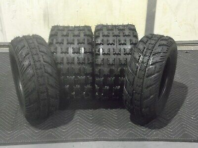 SET 4 20X10-9   CST 22X7-10 HONDA TRX 400X AMBUSH SPORT ATV TIRES