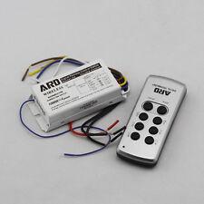 4-Channel Digital Wireless ARD Remote Control Power Lamp Light Switch 4-way GBP