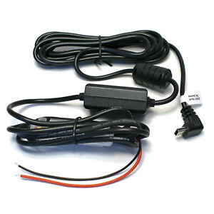 Details about Hardwire USB Car Charger power cord Kit for Garmin nuvi on