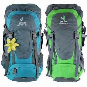 populäres Design Outlet zum Verkauf heiß-verkaufendes spätestes Details about Deuter AC Spheric Men's Women's Trekking Rucksack Hiking  Backpack Outdoor Hiking