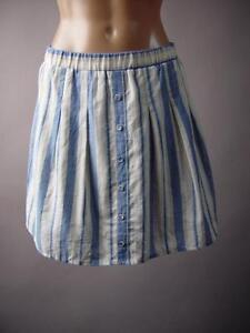 fa8e053823 Image is loading Blue-White-Vertical-Stripe-Americana-Prep-Sporty-Casual-