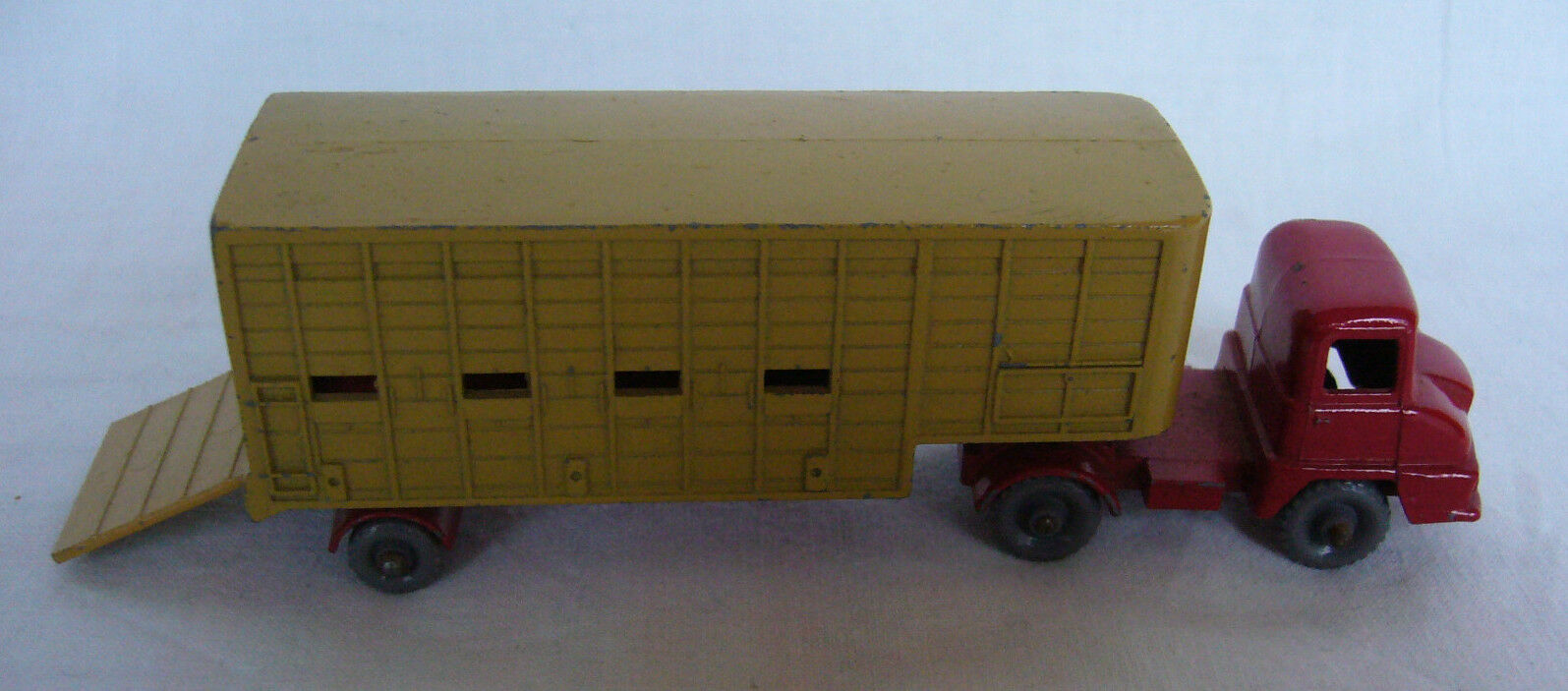 MATCHBOX-Major PACK no. 7 Jennings CATTLE TRUCK-Thames Trader