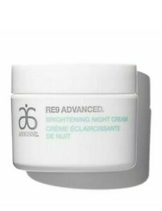 Arbonne-RE9-ADVANCED-Brightening-Night-Cream-50g-50ml-BNIB-Anti-Ageing-Vegan