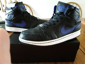 20be5e51bf0a65 Retro Nike Air Jordan 1 High OG Size 9 Mens 1 2 3 4 5 6 7 8 9 10 11 ...