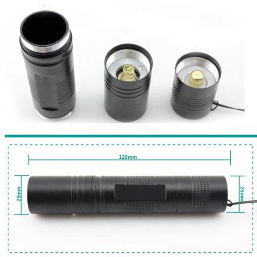 LED Flashlight Camping Penlight Lanternas Flash Light Powerful 18650 Q5 Torch
