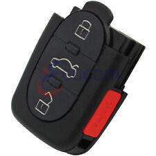 3+1 Button FOR VW FLIP KEY REMOTE Control FOB TRANSMITTER 315Mhz 1J0 959 753 F