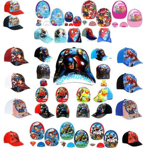 Marvel AVENGERS Disney SPIDERMAN STAR WARS SUPERMAN Baseball Caps SummerSun Hats