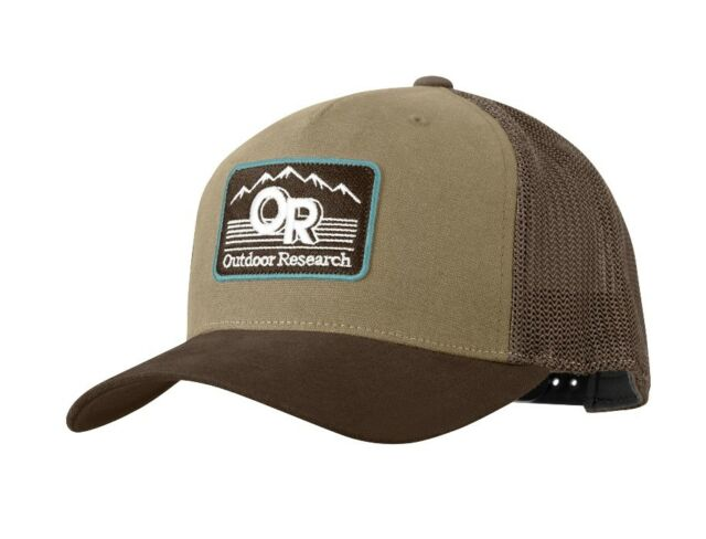 61ebfaa2734e9 Outdoor Research Advocate Trucker Cap Cafe 1size for sale online