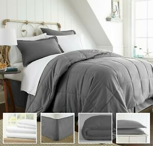 Ultra-Soft-Entire-8-Piece-Bed-in-a-Bag-by-The-Home-Collection-Hypoallergenic