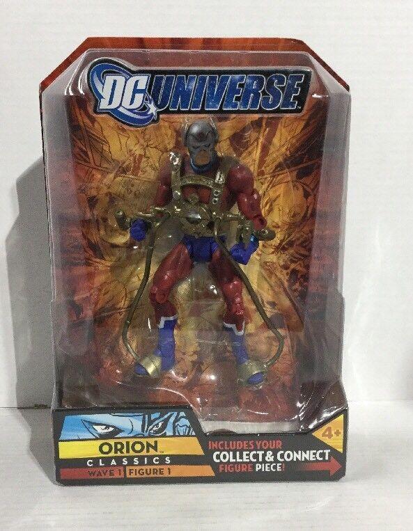 NEW DC Universe Classics Multiverse Orion wave 1 Metamorpho BAF MOC RARE