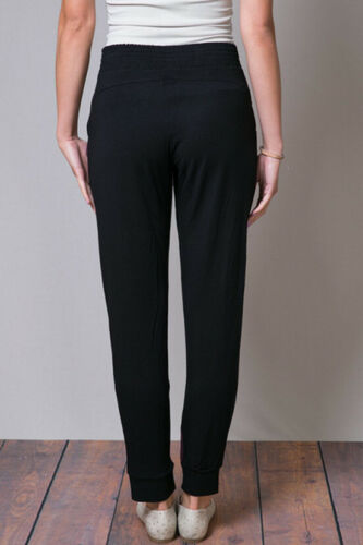 Rib Front Bordeaux Cb Pant heather By HSvqHCw