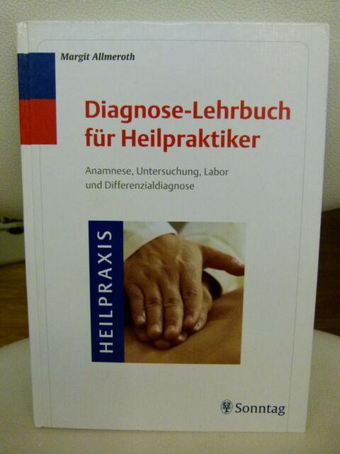 Diagnose - Lehrbuch für Heilpraktiker