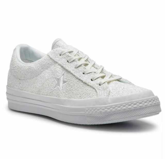 Converse One Star Ox Low Suede 153965C