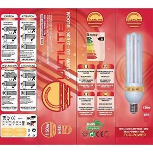 Lampada-Cultilite-G-Shock-CFL-150W-Bloom-2700-K-red-fioritura-flowering-indoor-g