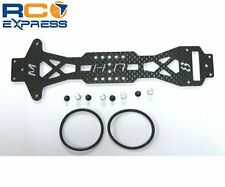 Hot Racing Losi Mini 8ight Buggy Carbon Fiber Chassis Top Plate GOFE14X01