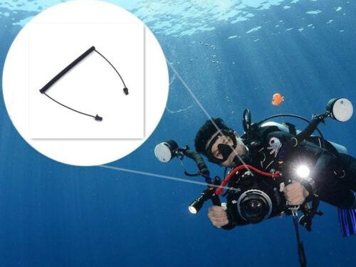 Underwater Diving Strobe Photography Fiber Optic Cable for SEA/&SEA Strobe 150cm