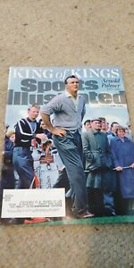 Arnold Palmer Golf RIP Sports Illustrated Mail Label October 3, 2016