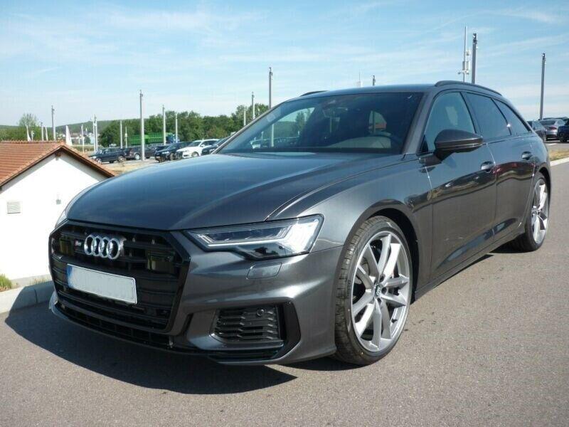 Audi S6 3,0 TDi Avant quattro Tiptr. 5d