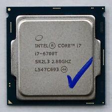 Intel 35W CPU SR2L3 i7-6700T 6th Gen Skylake 2.8-3.6GHz 1151 LGA1151 Socket H4