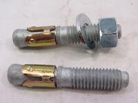 Hilti Kb11 00045366 Aisi 1038 Concrete Anchors (box Of 50)nib