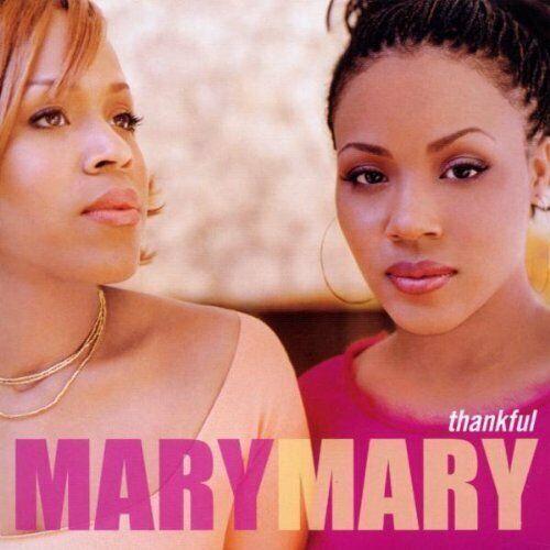 Mary Mary + CD + Thankful (2000)