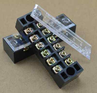 TB-1506 600V 15A 6P Wire Terminal Connector w/Six Position Best