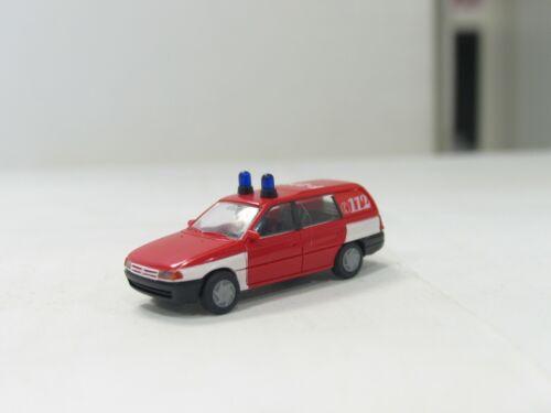 ww1664 Policía-bomberos-RTW-luz azul vehículos gangas prestigio!! etc