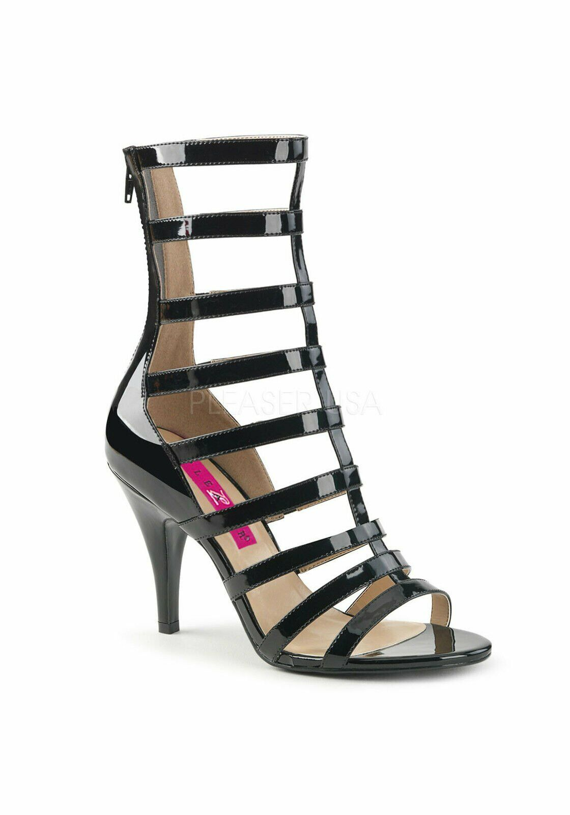 Pleaser DREAM-438 4 Inch Heel Ankle Boot