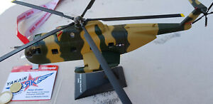 1-x-SIKORSKY-S-61-Sea-King-Helicoptere-OTAN-HELICOPTERE-USA-metal-1-72-Miniature