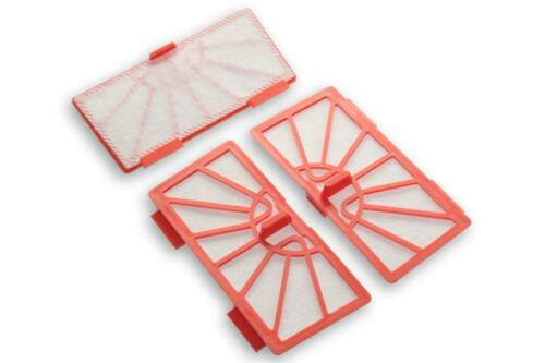 3x Hepa Filter Set for Neato XV Essential
