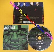 CD ADDICT Stones 1998 Uk & Europe BIG CAT ABB145CD no lp mc dvd (CS1)