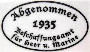 WW2-German-M35-ET-Shell-Helmet-Dome-Stamp-Acceptance-Procurement-Office-WWII