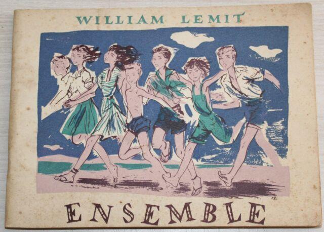 1946 - Ensemble par William Lemit - Chansonnier pour Colonies...