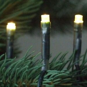 led lichterkette 40er warmwei batteriebetrieb timer au en 11987 xmas ebay. Black Bedroom Furniture Sets. Home Design Ideas
