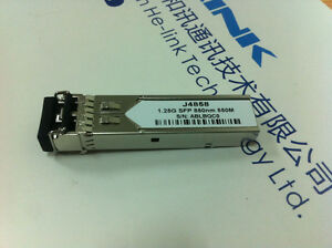 J4858C 1000BASE-SX SFP 850nm 550m transceiver (Compatible with HP)