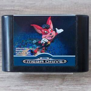 Sega-mega-drive-Aero-the-Acro-Bat-module-excellent-etat-rar