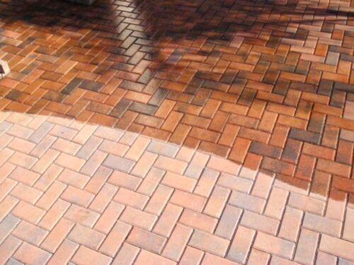 Wet look driveway sealer block paving * seal patio sealer 20L