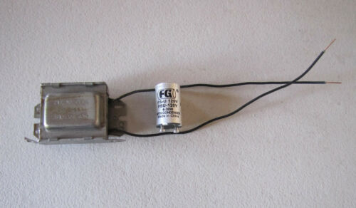 6 7 8 9 Watt Fluorescent Lamp Ballast /& Starter AMI Rowe Rockola Seeburg Jukebox