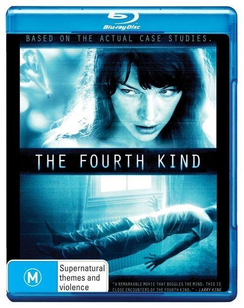 The Fourth Kind - Blu-ray - FREE POST