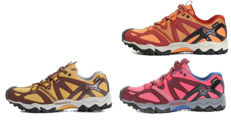 Merrell Donna Grassbow Sports Trekking Hiking Shoes