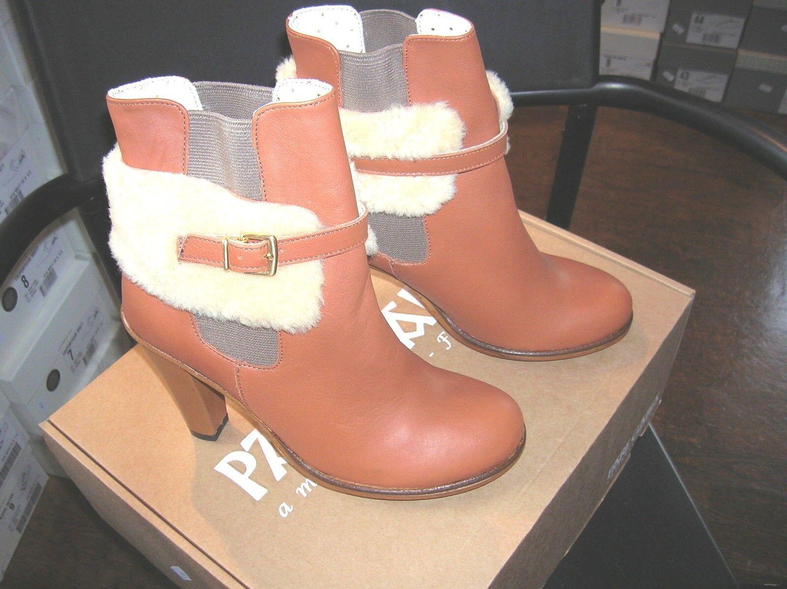 PARE GABIA Rina Nappa Nappa Nappa Karamell neu talon9cm Valeur199E Schuhgrößen,37.38.39.40 abe4b7