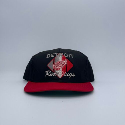 Detroit Red Wing SnapBack Hat - image 1