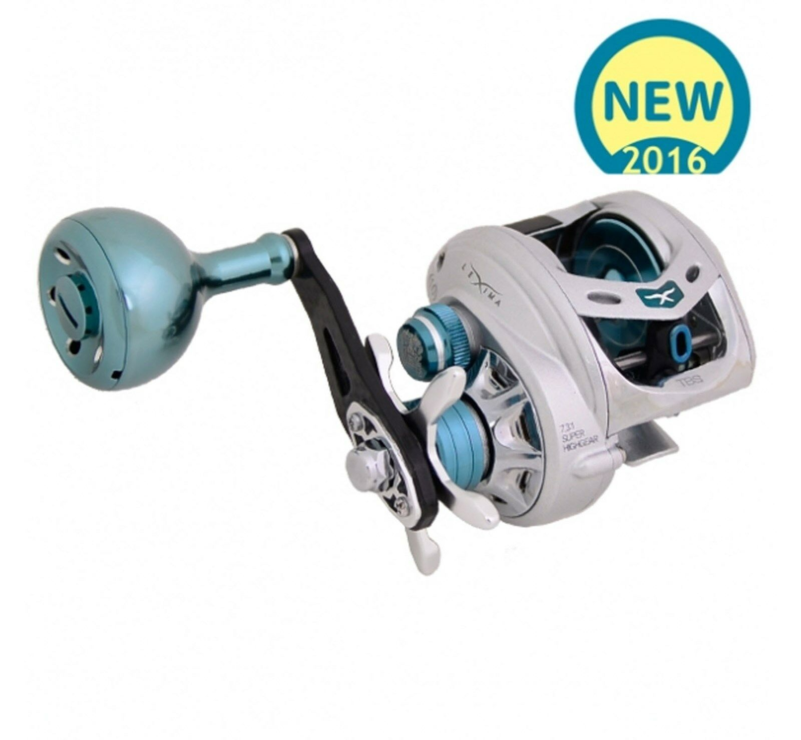Banax HADES SW 110G Baitcasting Reel Bait Reel(Twin Right Brake System) Right Reel(Twin 1c0f28
