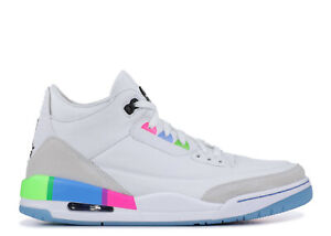 Malentendido Un pan estimular  Nike Air Jordan 3 III Retro Quai54 2018 (Friends & Family) Size 12.5.  AT9195-100 | eBay