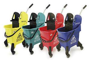 Heavy Duty Kentucky Mop Bucket - Professional Ergonomic Mopping System 31 litres