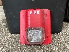 System Sensor S241575 Spectralert Fire Alarm Remote Strobe Wall Red