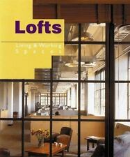Lofts: Living and Working Spaces, Fransisco Ascensio Cerver, Good Book